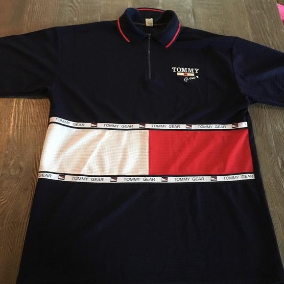 e310eda70 Tommy Hilfiger Shirts   Vintage Tommy Gear Collared Shirt   Poshmark